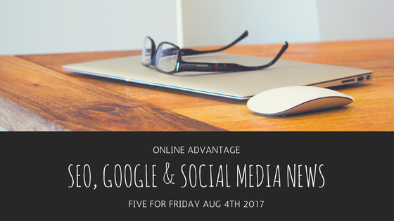 glasses sitting on a laptop image for online advantage google blog august 2017